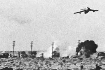 Air War over the Sinai